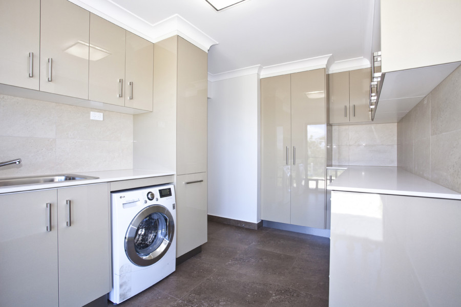 Do We Really Need Laundry Cupboards?