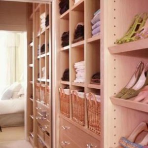 Walk in wardrobes - the ultimate woman cave from Gangemi ...